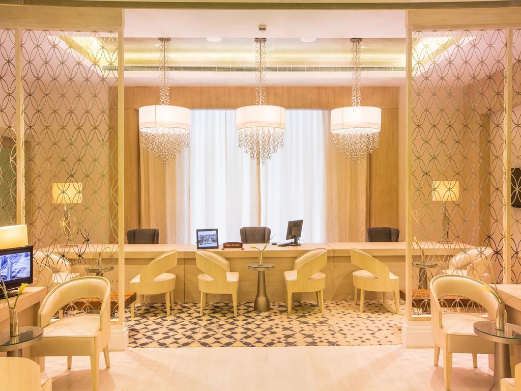 Тури в готель Habtoor Grand Resort& Spa Дубай (пляжні готелі) ОАЕ