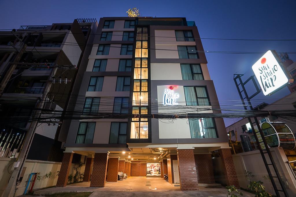 Горящие туры в отель Sunshine Hip Паттайя Таиланд