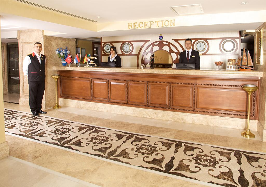 Tilia Hotel цена