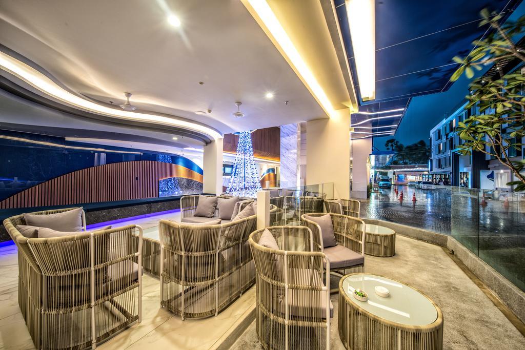 Горящие туры в отель Surf Hotel Patong (Hotel Clover Patong) Пхукет