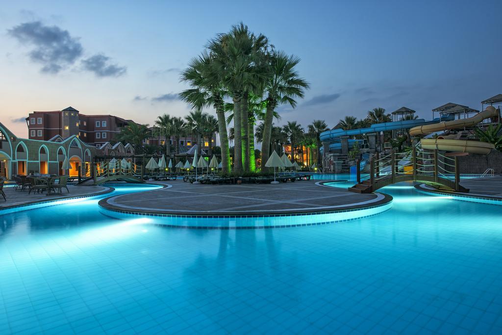 Отзывы гостей отеля Club Mega Saray