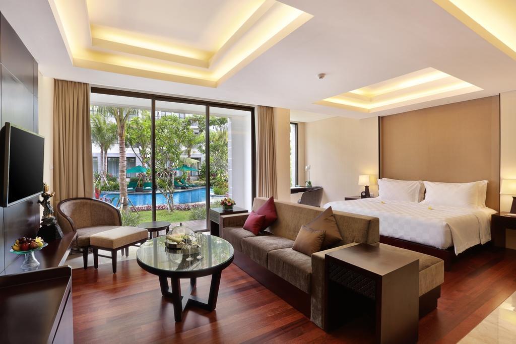 Туры в отель Bali Nusa Dua hotel & convention Нуса-Дуа Индонезия