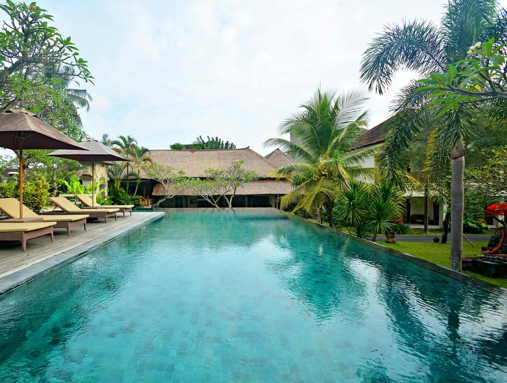 Отель, Pertiwi Resort & Spa
