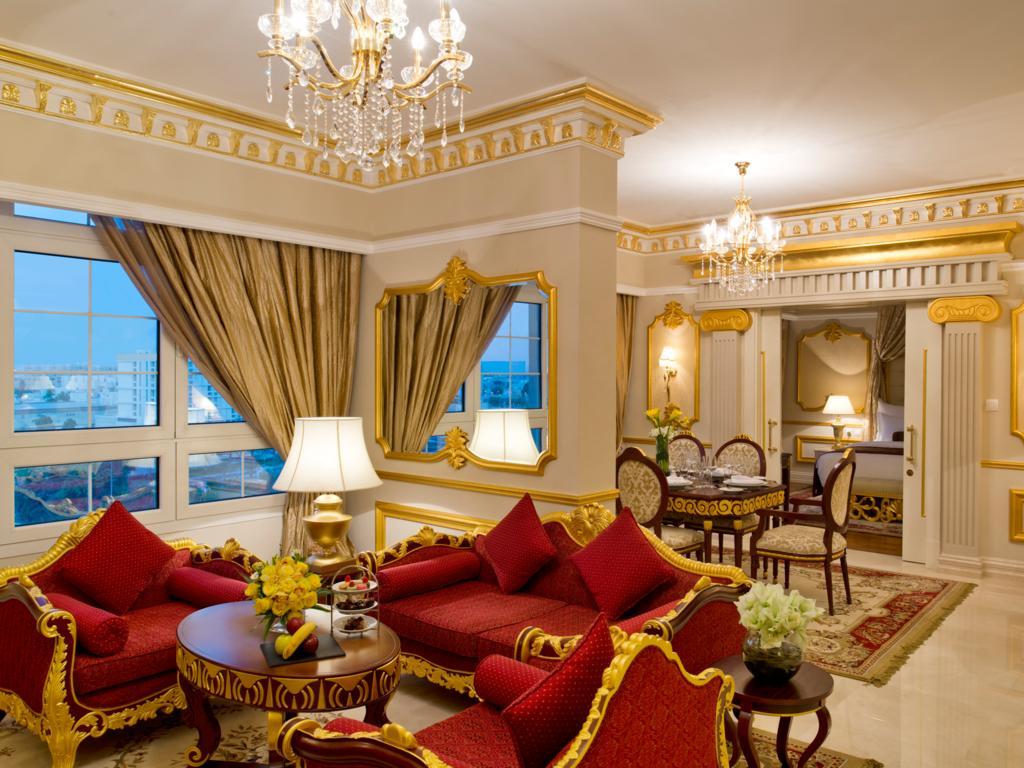 Відгуки гостей готелю Warwick Doha