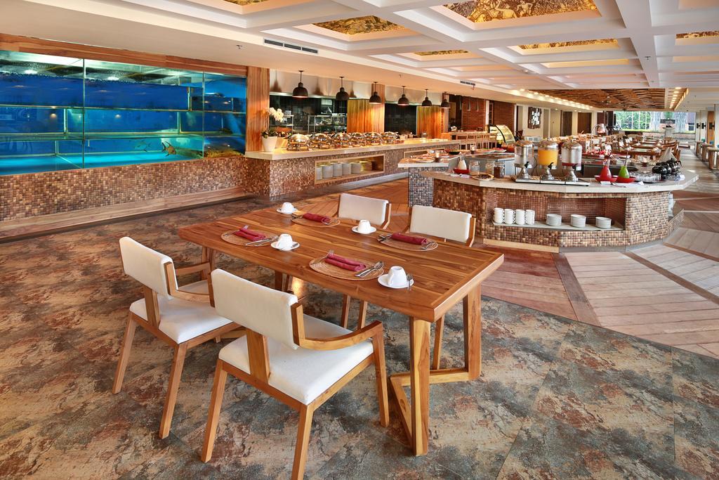 Туры в отель Jimbaran Bay Beach Джимбаран Индонезия