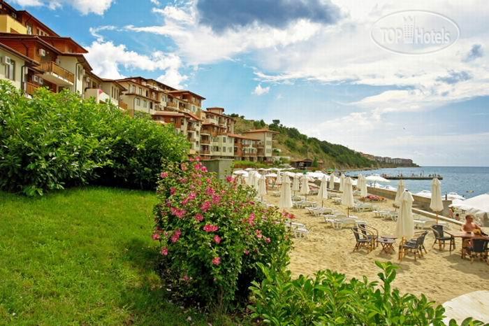Гарячі тури в готель Apart-Hotel Garden Of Eden Светі-Влас Болгарія