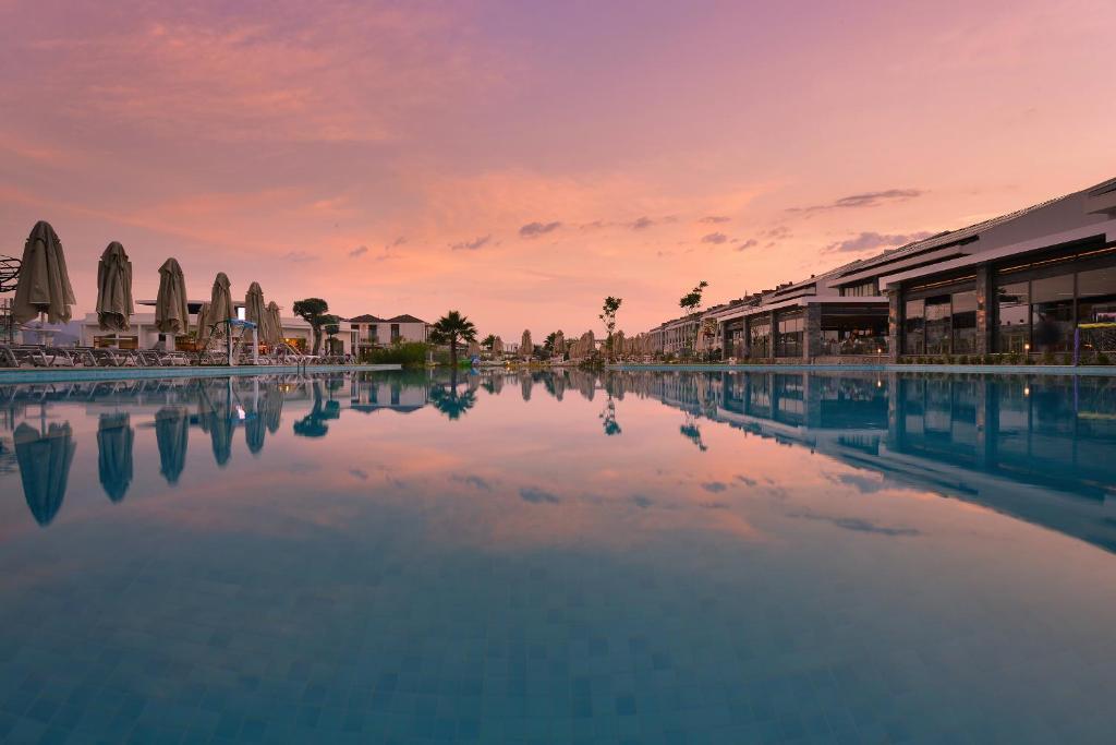 Jiva Beach Resort, Фетхіє, Туреччина, фотографії турів
