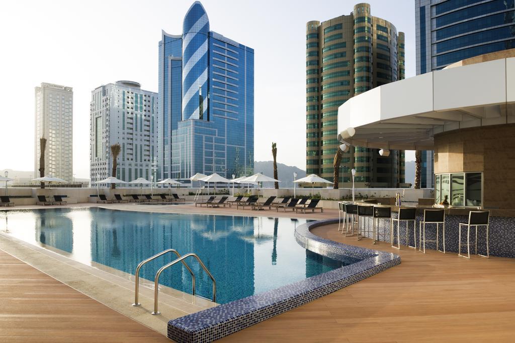 Отдых в отеле Adagio Hotel Fujairah