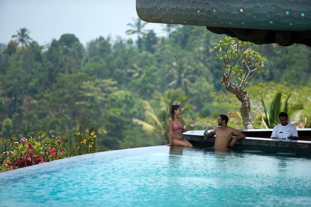 Отдых в отеле Padma Ubud Убуд Индонезия