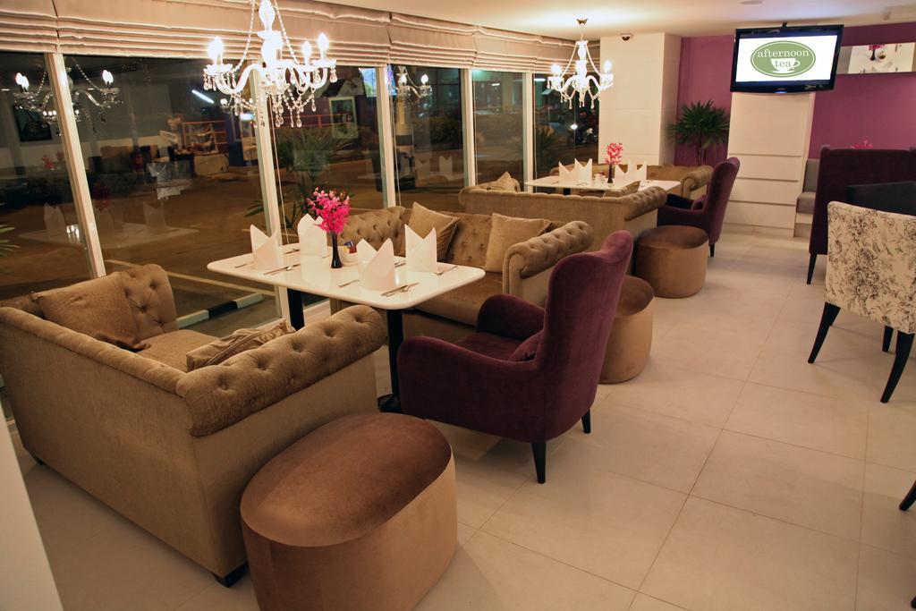 Горящие туры в отель Amari Nova Suites Паттайя