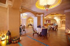 Marjan Island Resort & Spa, харчування