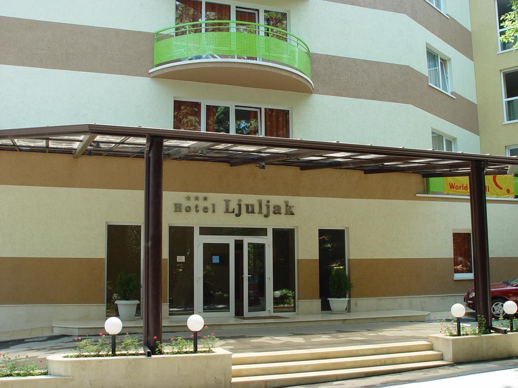Тури в готель Ljuljak Золоті піски Болгарія