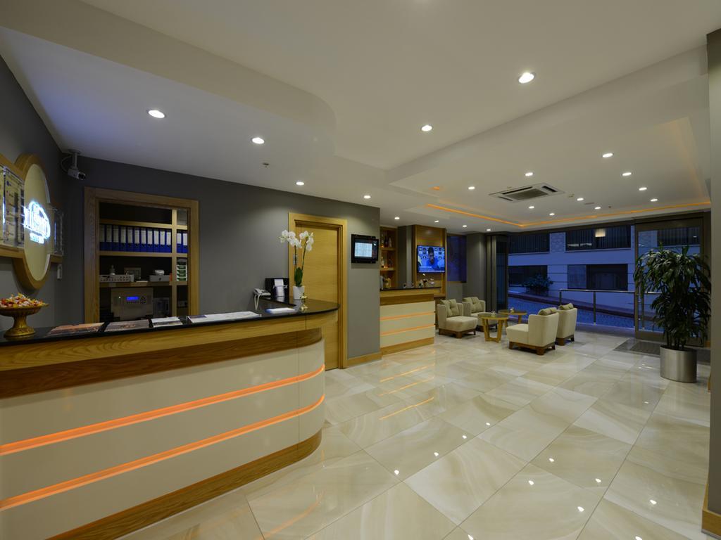 Отзывы туристов Olimpiyat Hotel