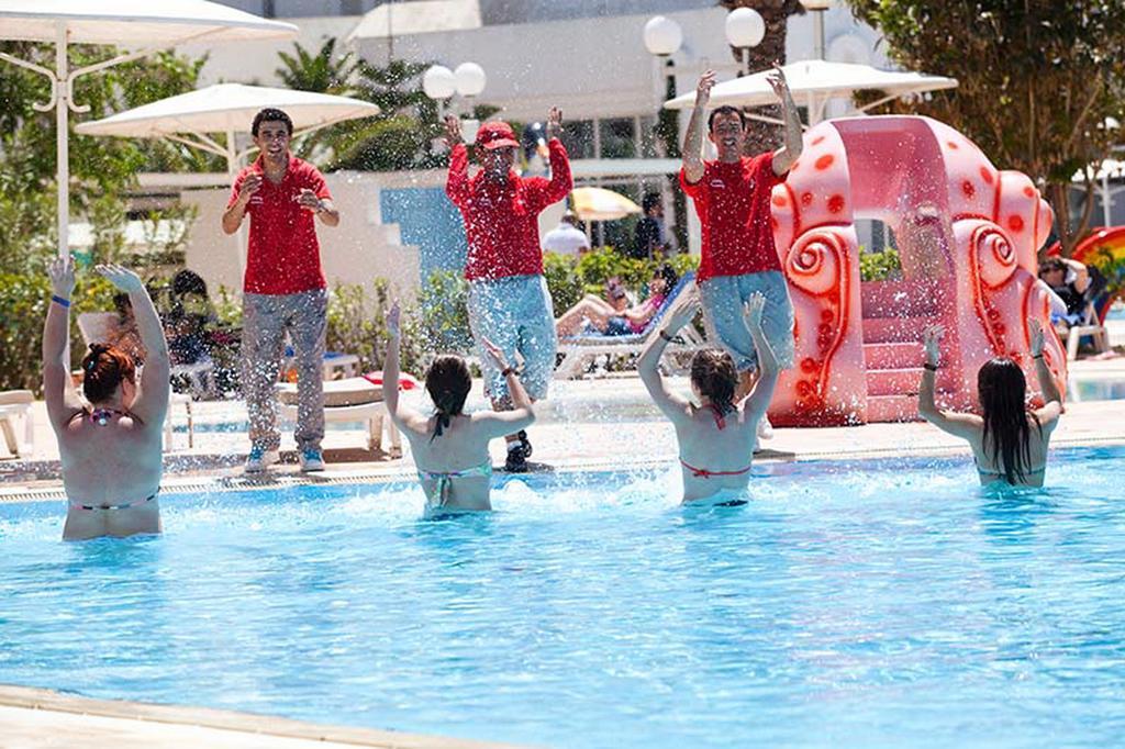 Отель, Хаммамет, Тунис, El Mouradi Hammamet