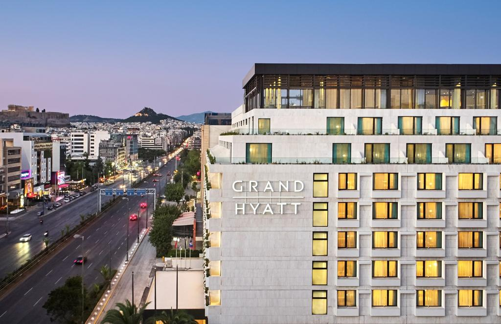Grand Hyatt Athens (ex. Athens Ledra), фотографии