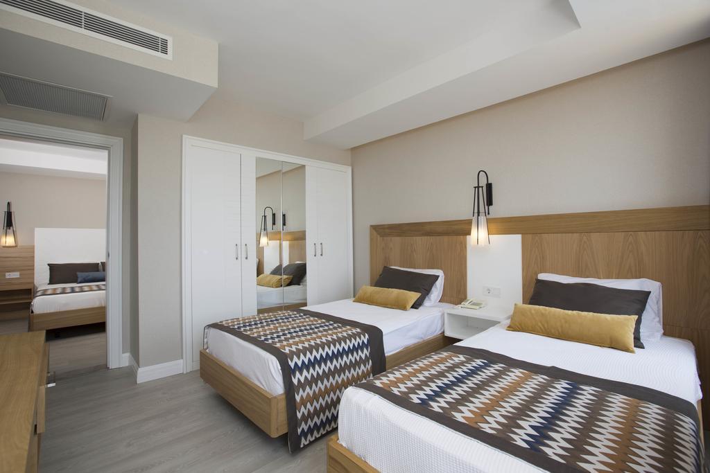 Тури в готель Kirman Hotels Sidera Luxury & Spa Аланья Туреччина