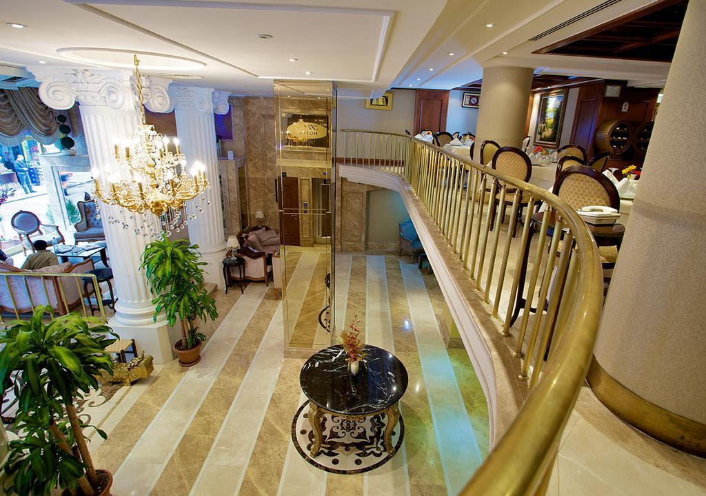 Отель, Стамбул, Турция, Tilia Hotel