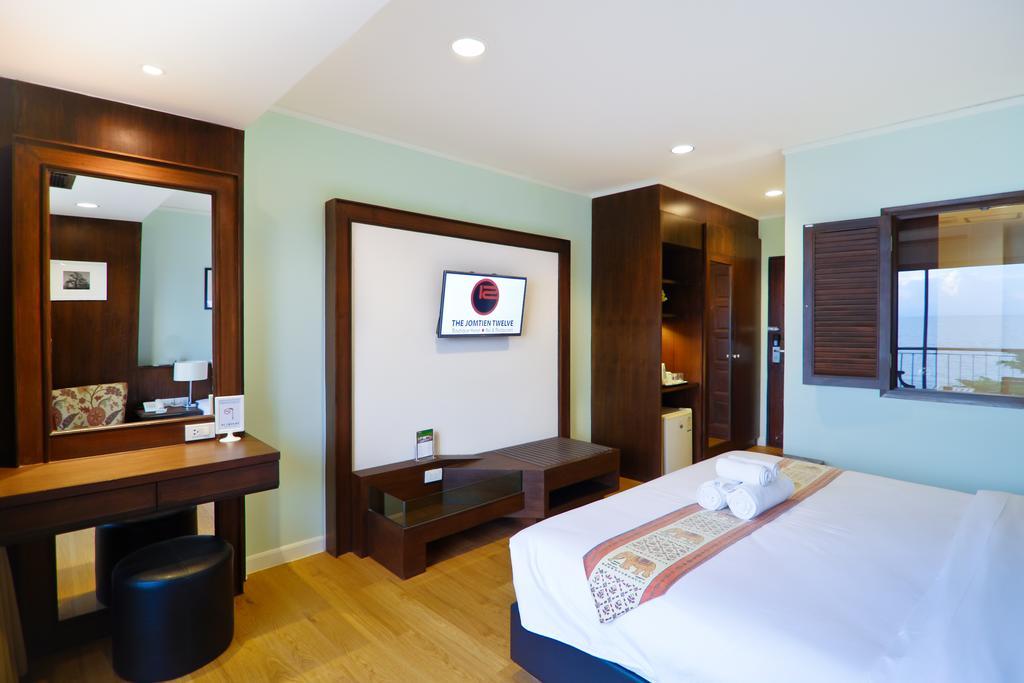 The Jomtien Twelve Boutique Hotel, Таиланд, Паттайя, туры, фото и отзывы