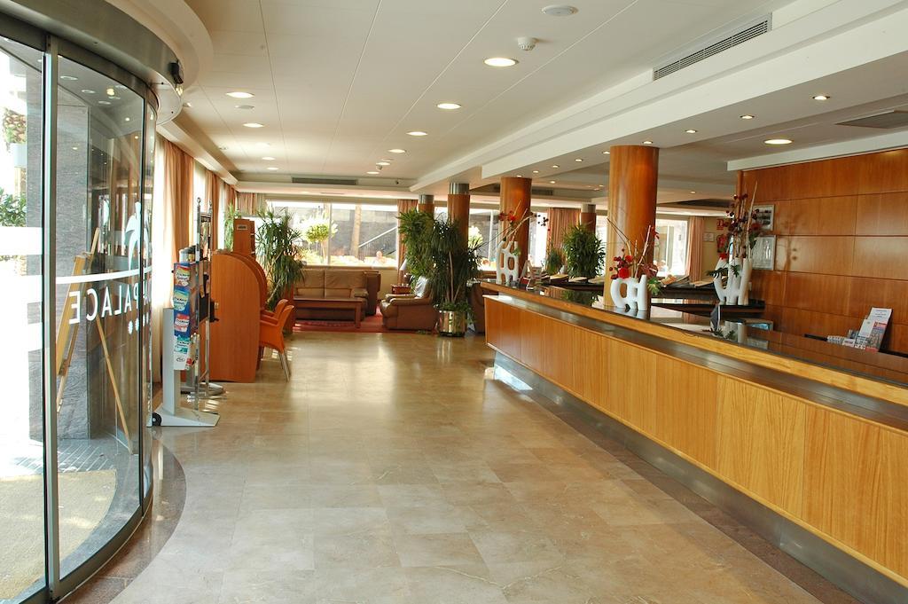 Фото отеля H.Top Pineda Palace Maresme