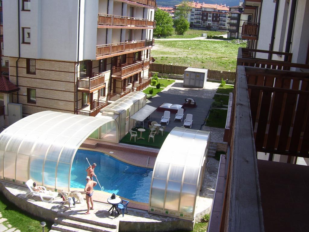 Four Leaf Clover Apart Complex, Банско, Болгария, фотографии туров
