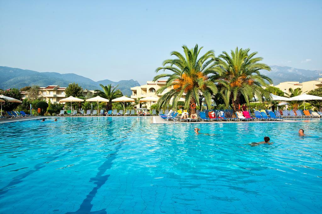 Відпочинок в готелі Poseidon Palace Leptokaria Пієрія