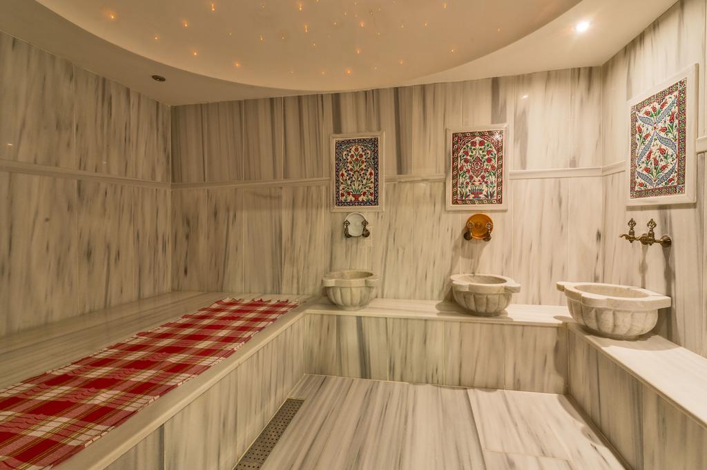 Отдых в отеле Grand Pamir Hotel Стамбул Турция