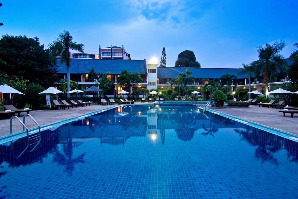 Туры в отель Sunshine Garden Resort Паттайя Таиланд