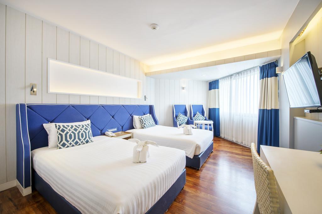 Отдых в отеле Jomtien Palm Beach Паттайя Таиланд