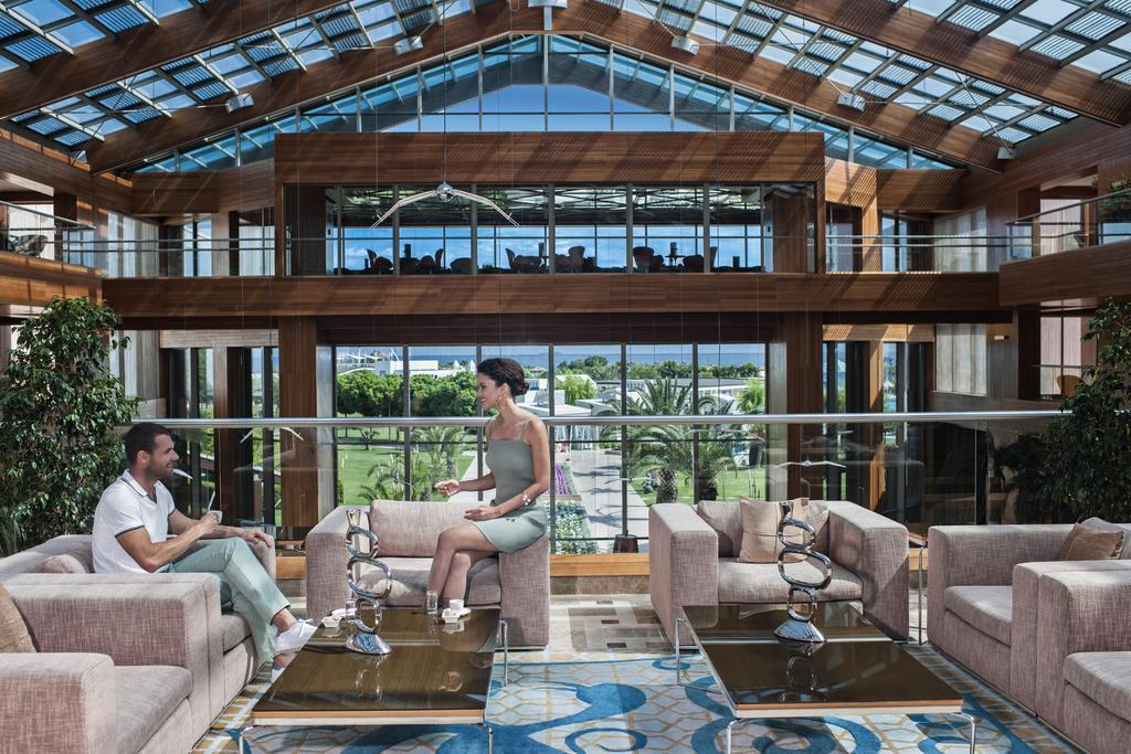 Гарячі тури в готель Hilton Dalaman Sarigerme Resort & Spa Мармарис Туреччина