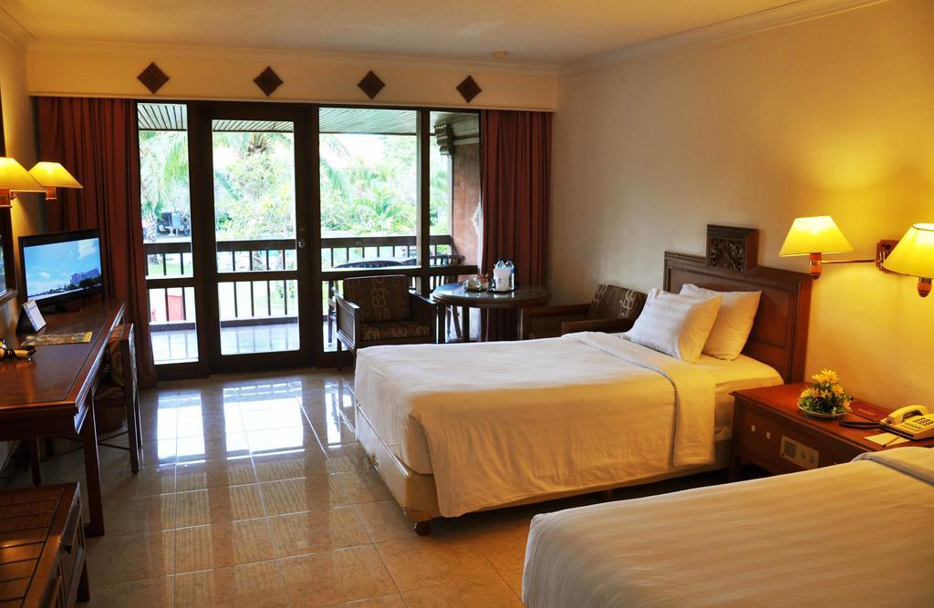 Отдых в отеле Inna Bali Beach Garden Санур Индонезия