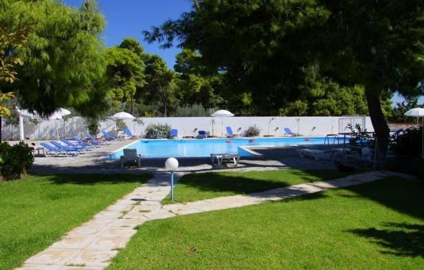 Отзывы об отеле Siagas Beach Hotel