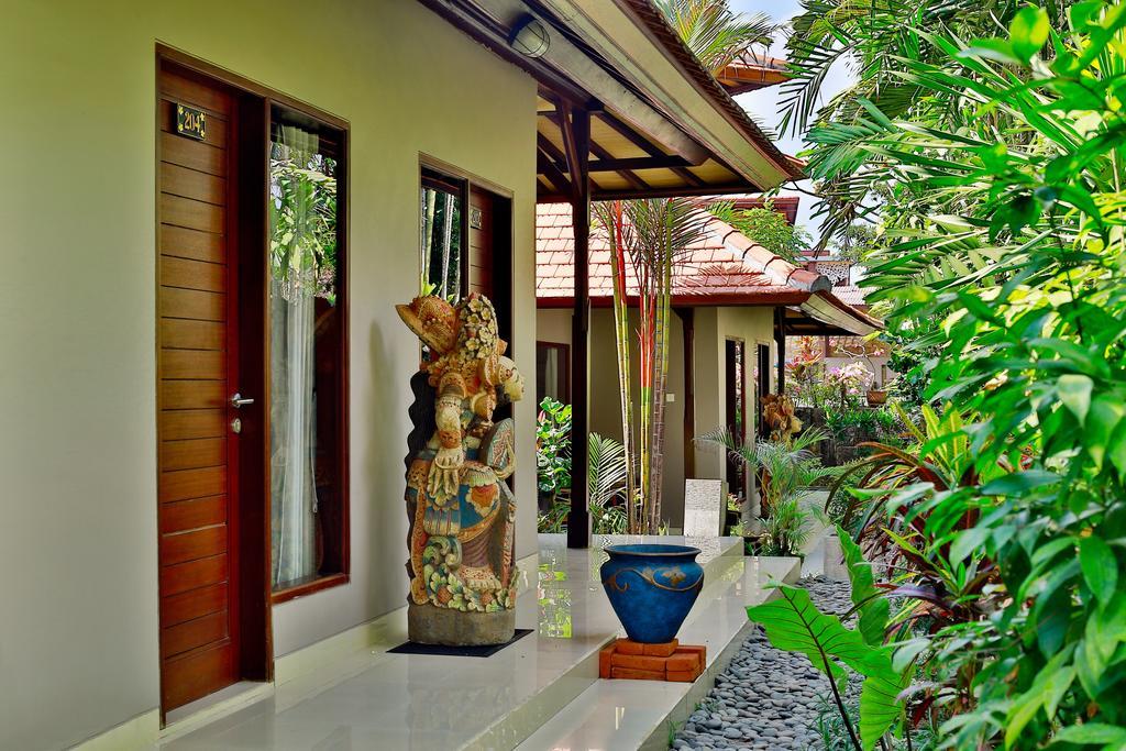 Горящие туры в отель Taman Harum Cottages Убуд