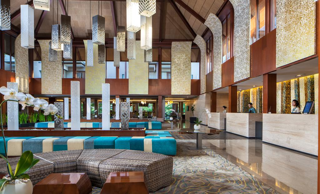 Индонезия Courtyard Marriott