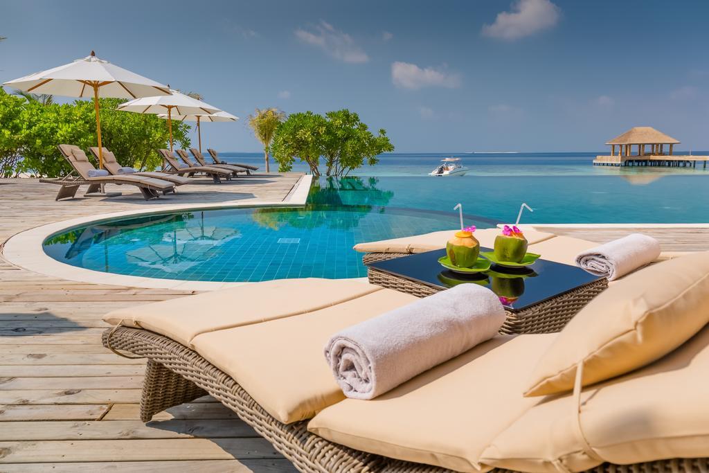 Kudafushi Resort & Spa, номера