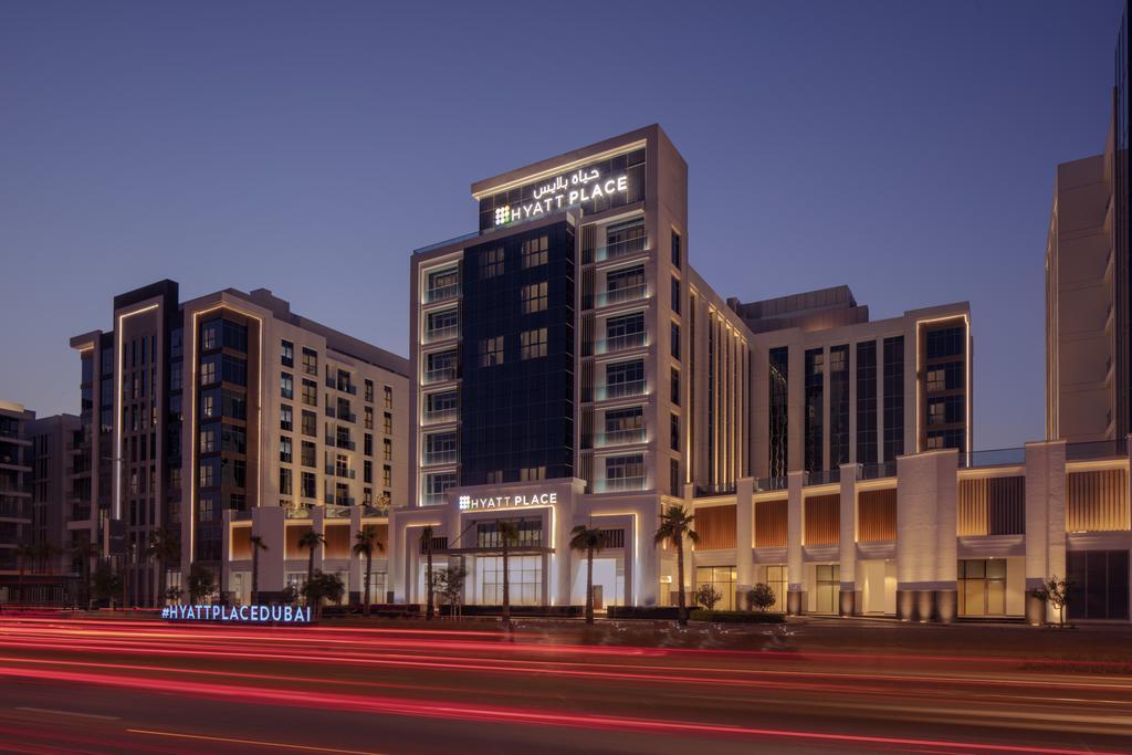 Горящие туры в отель Hyatt Place Dubai Jumeirah Дубай (город) ОАЭ