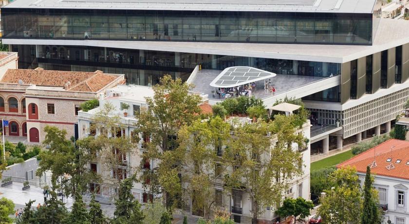 Отдых в отеле Parthenon Airotel Афины Греция