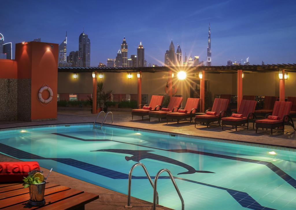 Дубай (місто) Jumeirah Rotana Hotel ціни