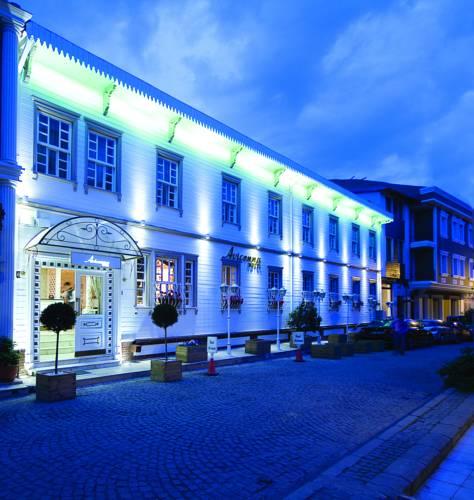 Фото отеля Avicenna Hotel