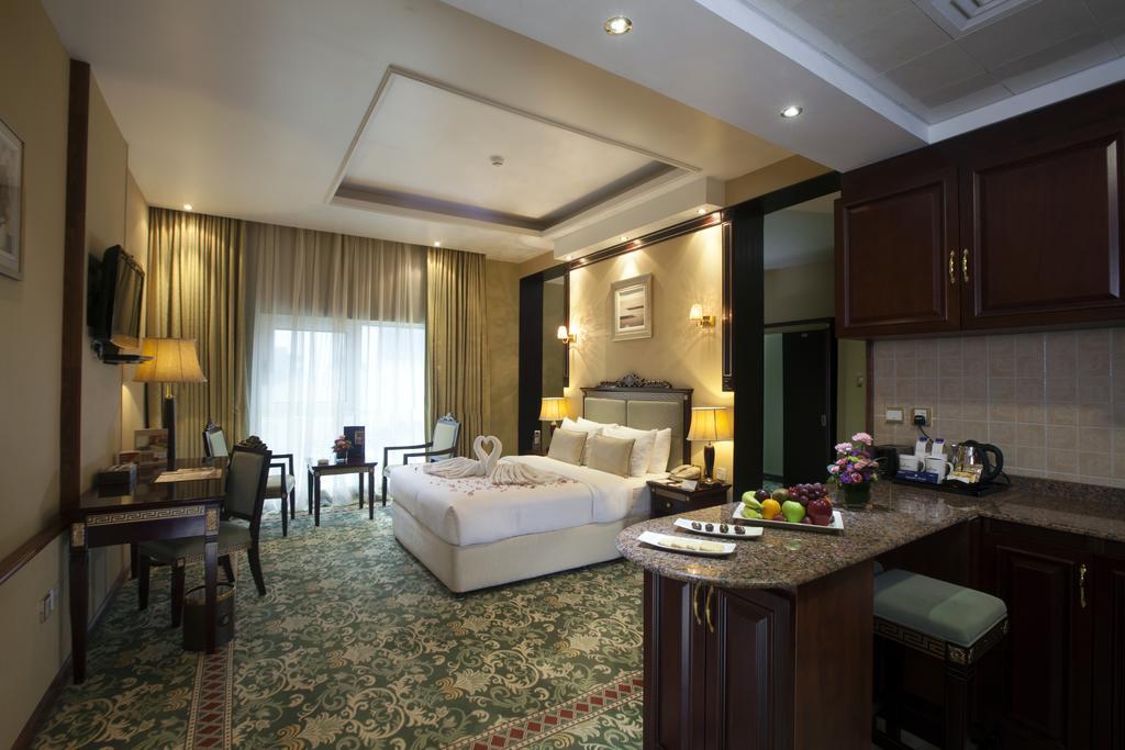 Фото отеля Golden Tulip Al Thanyah