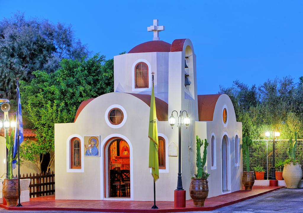 St. Constantin, Ираклион