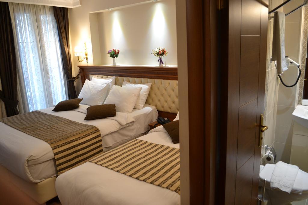 Фото отеля Seven Days Hotel Istambul