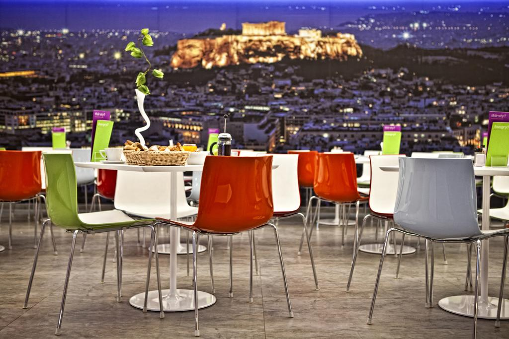 Афины Novus City Athens