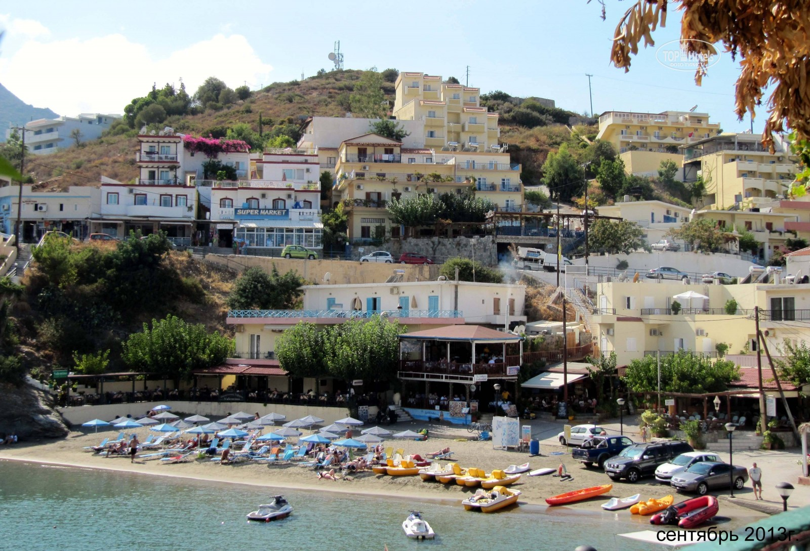 Гарячі тури в готель Sofia Mythos Beach Ретімно