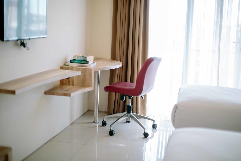 Отдых в отеле Mahogany Нуса-Дуа