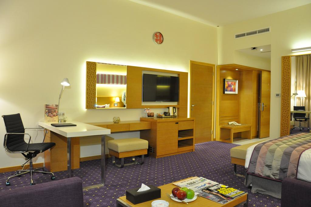 Fortune Park Hotel, Дубай (город), фотографии туров