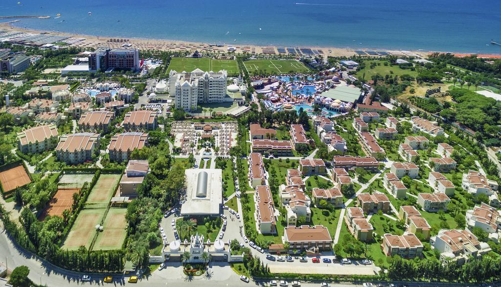 Гарячі тури в готель Kamelya Selin Hotel (ex. Kamelya World Selin) Сіде Туреччина
