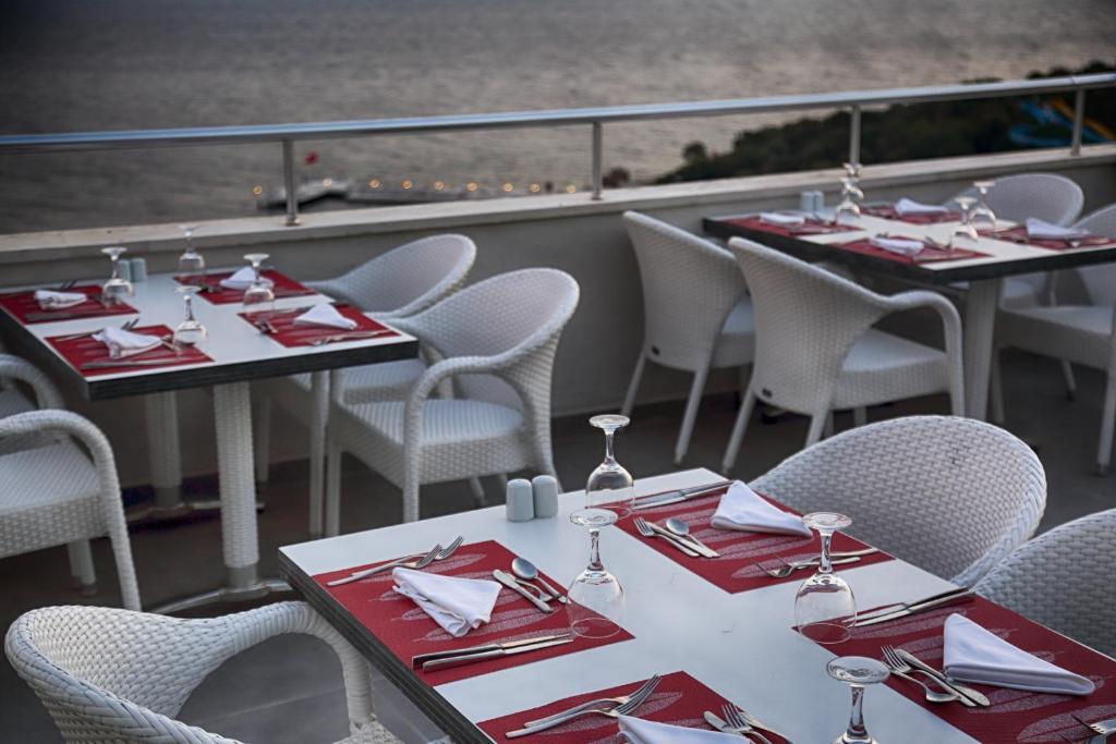 Гарячі тури в готель Yasmin Bodrum Resort (ex. Yasmin Bodrum Deluxe) Бодрум