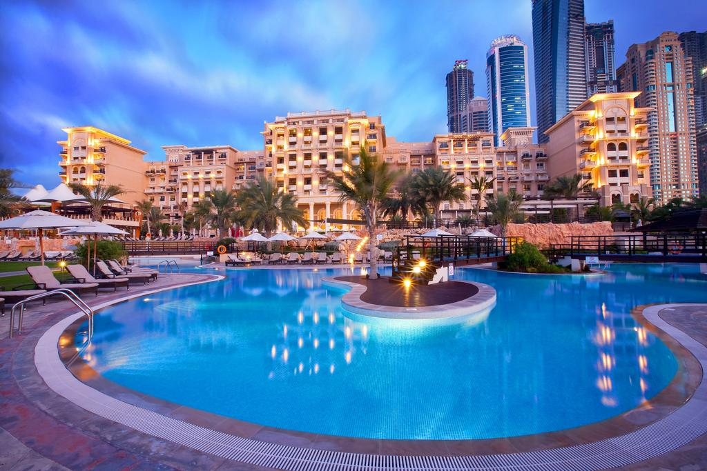Дубай (пляжні готелі), The Westin Dubai Mina Seyahi Beach Resort&Marina, 5