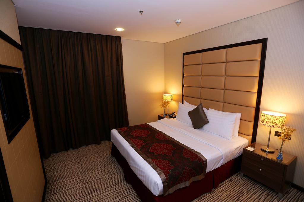Шарджа Al Hamra Hotel цены
