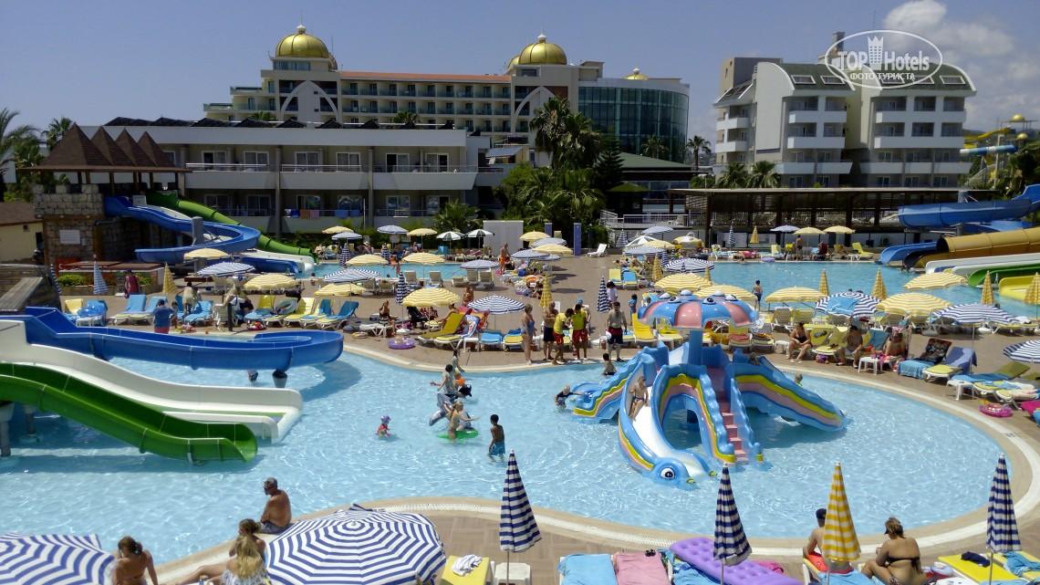Гарячі тури в готель Eftalia Splash Resort Аланія Туреччина